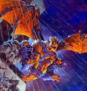 Marvel Gargoyle