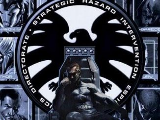 Nick Fury Marvel Comics SHIELD