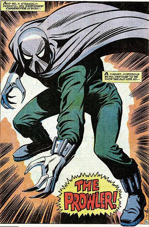 Prowler Amazing Spider-Man