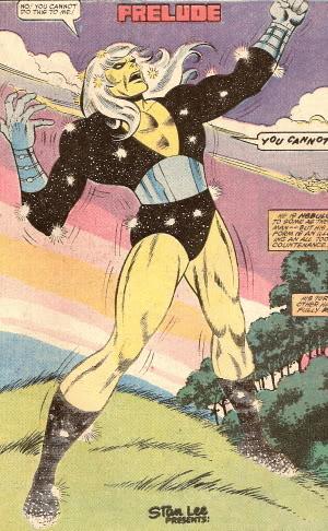 Nebulon of Marvel Comics