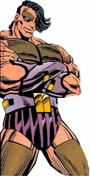 Helix Marvel Comics Character