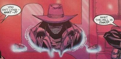 Shiver Man Marvel Comics