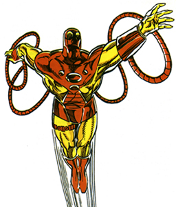 Sunturion Marvel Daredevil Iron Man
