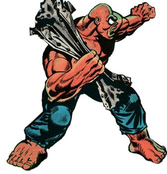 Missing Link Marvel Hero