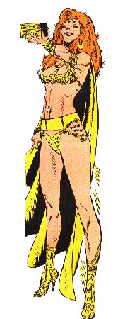 Pandara Marvel Super Heroine