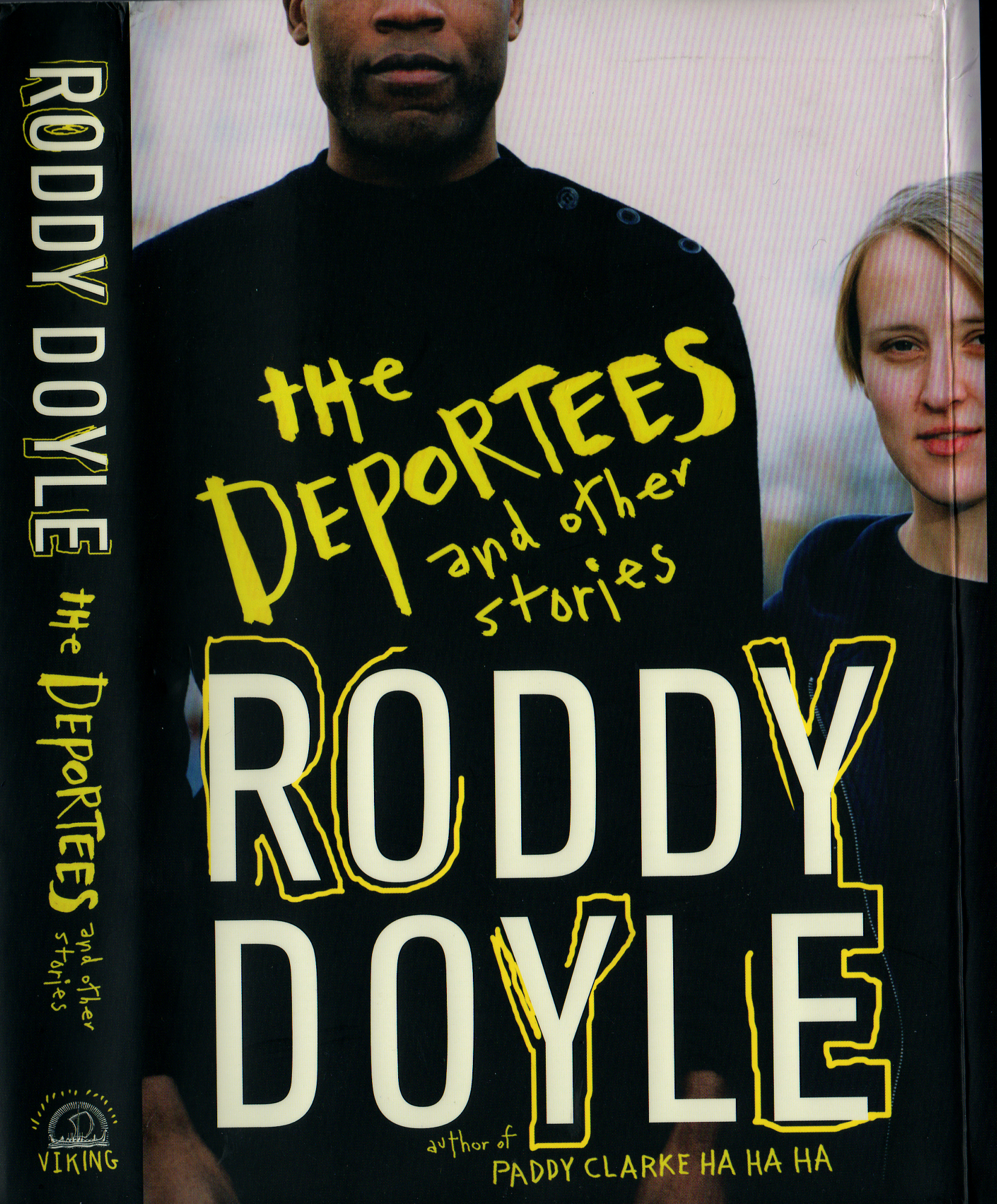 "Roddy Doyle's ""The Deportees and other stories"""
