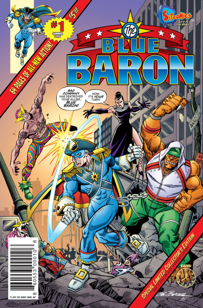 Blue Baron No. 1