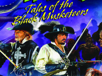 Haunted Blades, Tales of the Black Musketeers
