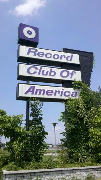 what happened to the Record Club of America