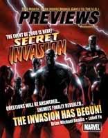 Secret Invasion Marvel Universe
