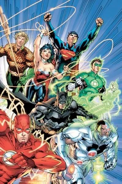 DC Universe Revival Plan