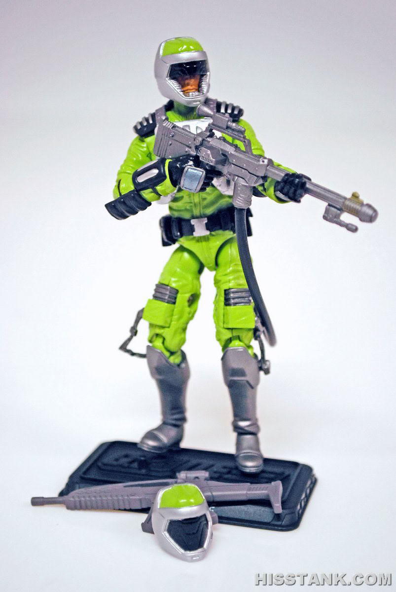 Sci Fi action figure gi joe