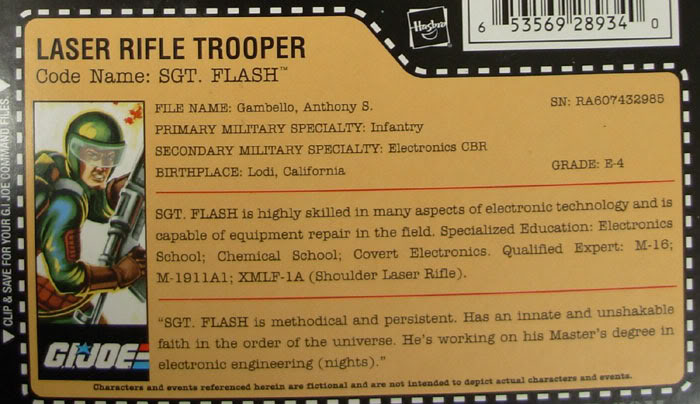 Sgt Flash Filecard