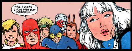 Flash Justice League Europe
