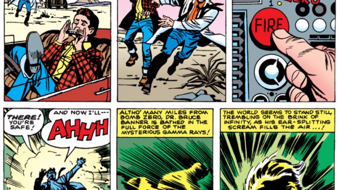 Hulk Origin How to Get Superpowers