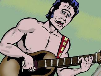 Jungle Johnny Cash -- in Color