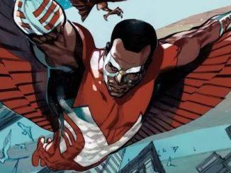 Falcon Marvel Original Costume