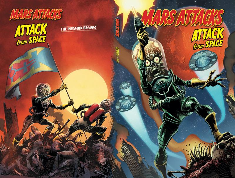 Mars Attacks main