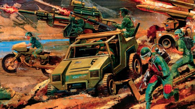 Flash G.I. Joe Flash G.I. Joe Scourge of the Amazon