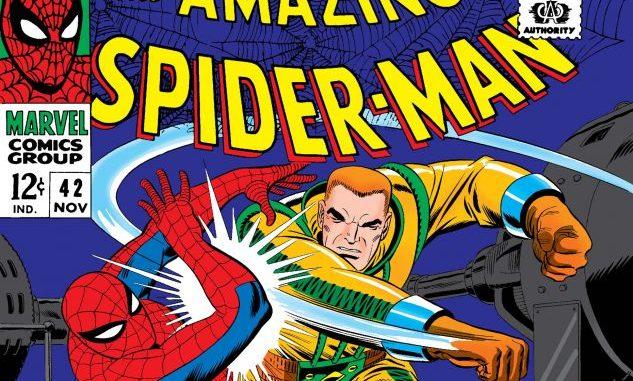 Colonel Jupiter Amazing Spider-Man 42
