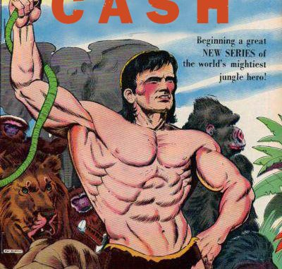 Jungle Tales of Johnny Cash